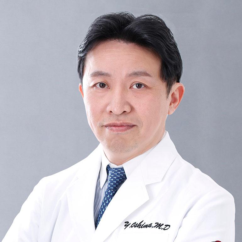 医療法人聖佑会 理事長・執刀医 大島 祐介